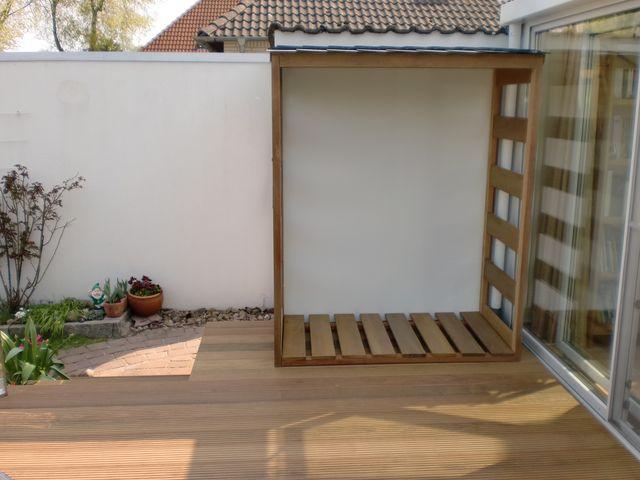 Holz-Terrassen aus Bangkirai und Hartholz
