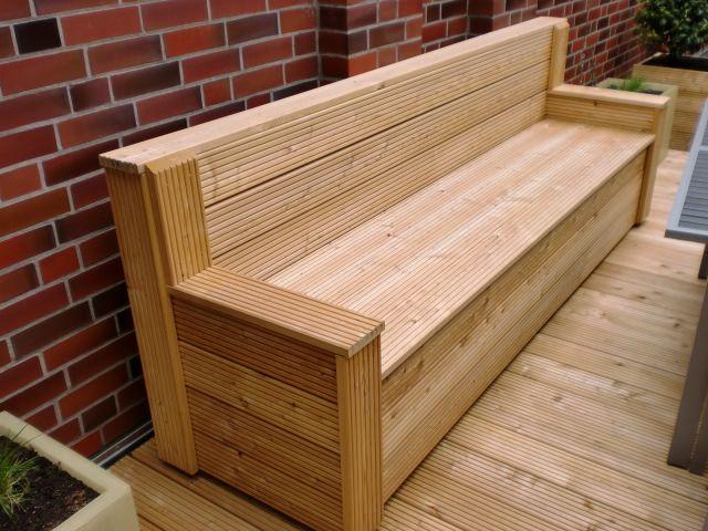 holz terrassen aus bangkirai und hartholz. Black Bedroom Furniture Sets. Home Design Ideas