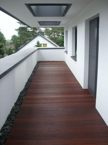 Holzterrasse holzterrasse - Holzfliesen balkon ...